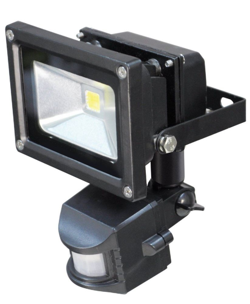 Led Low Energy Outdoor Flood Lights With Pir Sensor Ip54